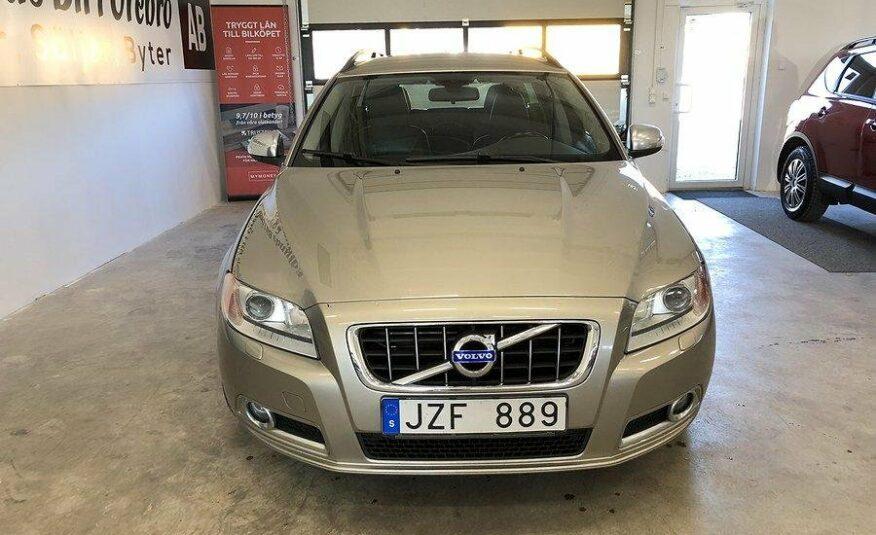 Volvo V70 2.0F (12800mi) Momentum 145hk -10