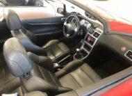 Peugeot 307 CC 2.0 140hk griffing hel skinn -06